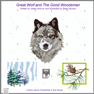 Gray Wolf and the Good Woodsman Inferring Lesson