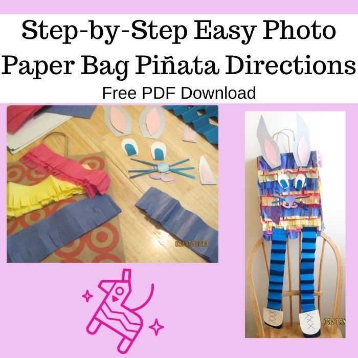 how-to-make-a-bunny-pinata-steps