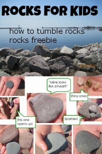 Rock Books and Free Printables