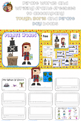 Talk-Like-A-Pirate-Day-Writing-frames-vocabulary-freebie