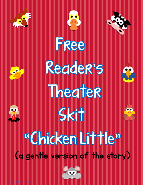 free-Chicken-Little-readers-theater