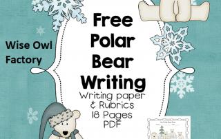 free-Polar-bear-writing