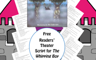 free Reader's Theater script for The Whipping Boy