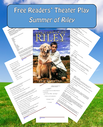 Free Play Printable for Summer of Riley