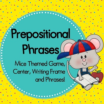 mice theme Prepositional-Phrases product
