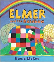 Elmer and the Rainbow book cover