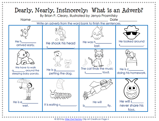 free-what-is-an-adverb-work-page