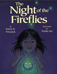 Cover of The Night of the Fireflies by Karen B. Winnick