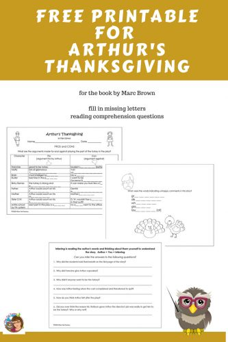 Arthurs-Thanksgiving-free-printable-fill-in-letters-and-reading-comprehension-questions