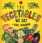 The Vegetables We Eat book cover