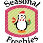 Seasonal Freebies by Laura Candler