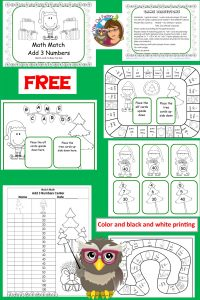 3-addends-christmas-math-freebie-printable-PDF-60-pgs