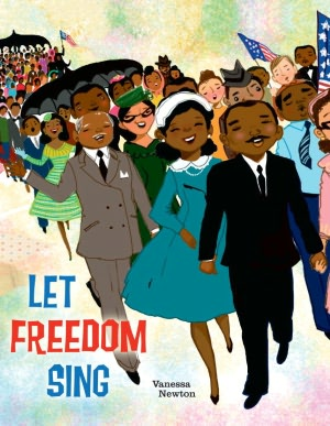 Let Freedom Sing book cover photo