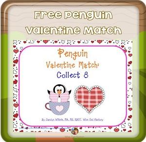 Valentine Match Free PDF