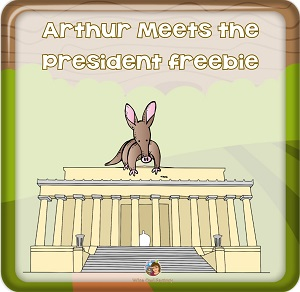 arthur-meets-the-president-freebie