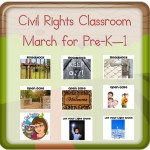 Children's Civil Rights Walk Activity