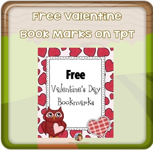 free-Valentine-bookmarks-on-TpT