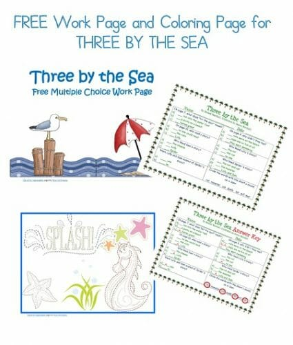 Free Printable for Three by the Sea by Edward Marshall