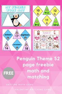 penguin-theme-math-and-matching-52-page-printable-freebie