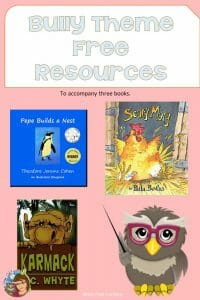 resources-for-bully-theme-books-PDFs