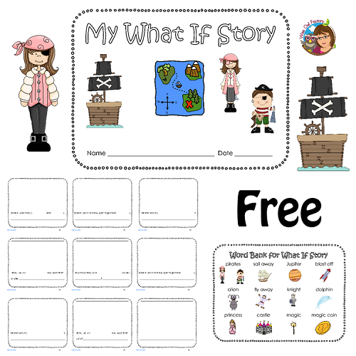 What If Story Information PDF photos