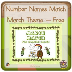 number-names-math-match-game-free