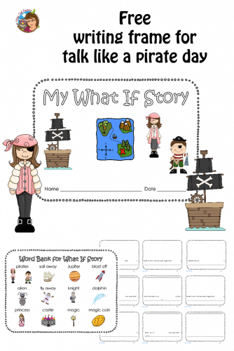 what-if-story-writing-frame-with-illustrated-word-bank-freebie