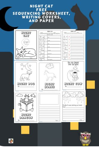 night-cat-free-writing-frames-printable-and-sequencing-worksheet-PDF