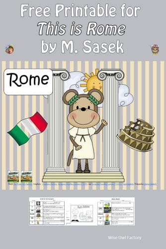 this-is-Rome-book-activity