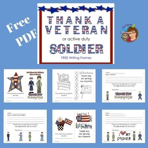 Thank-a-Veteran-free-from-WiseOwlFactory-PDF