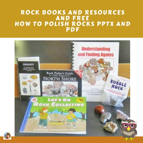 how-to-polish-agates-free-PDF-and-information-about-rock-books
