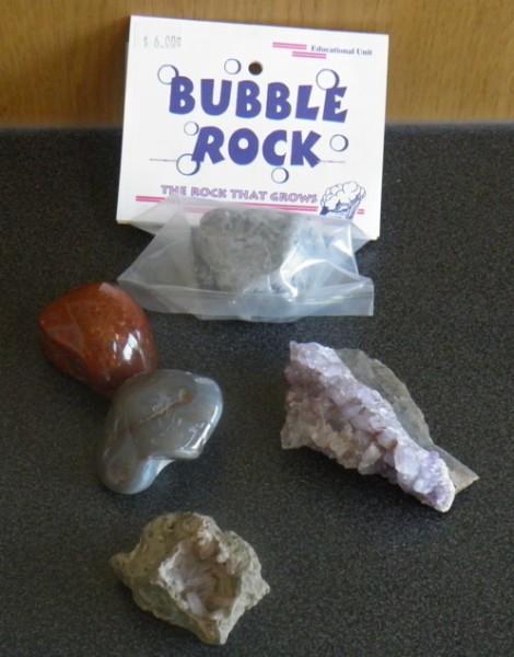 Bubble Rocks, photo
