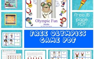 Olympics-vocabulary-matching-cards-freebie