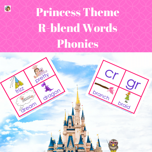 r-blend-words-princess-theme-freebie