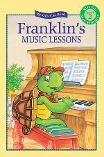 Franklin's-Music-Lesson-Book-Cover