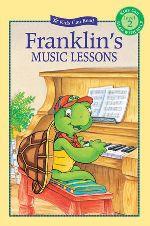 Franklin's-Music-Lesson-Book-Cover