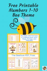 printable-numbers-1-10-bee-preschool-theme-free-pdf
