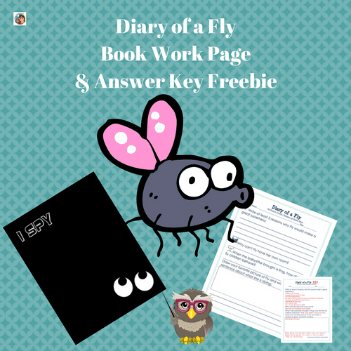 diary-of-a-fly-free-work-page-answer-key-and-I-spy-note-taking-page