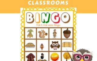 fall-harvest-bingo-game-for-Pre-K-2-printable