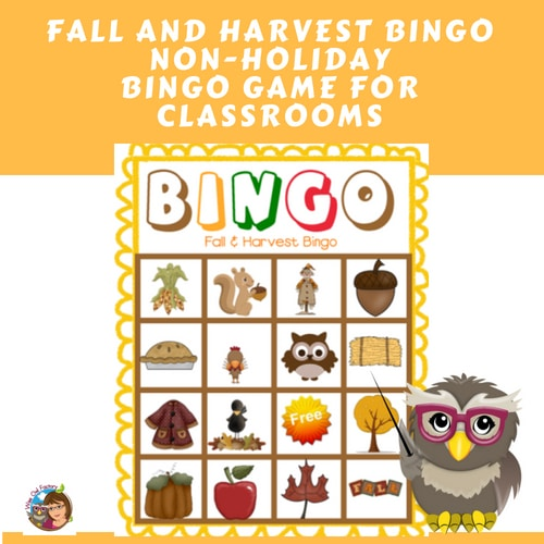 fall-harvest-bingo-game-for-Pre-K-2-printable