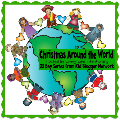 Living Life Intentionally Christmas Blog Hop Button and Link