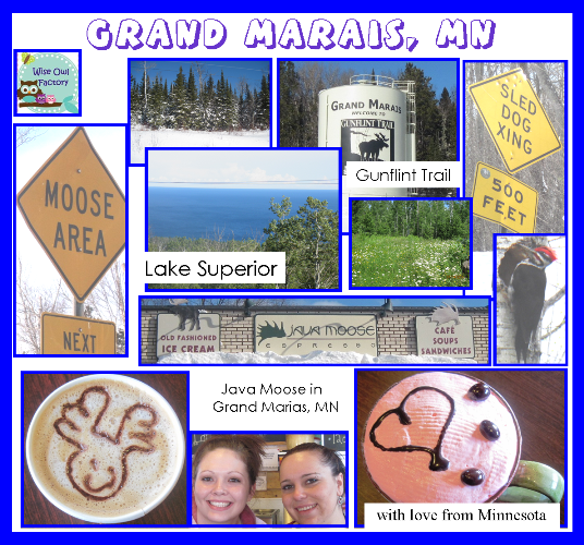 Grand Marais MN highlights