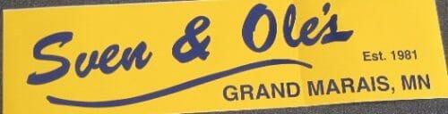 Visiting Grand Marais, MN