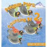 Counting by 2's with Penguins Free Math PDF