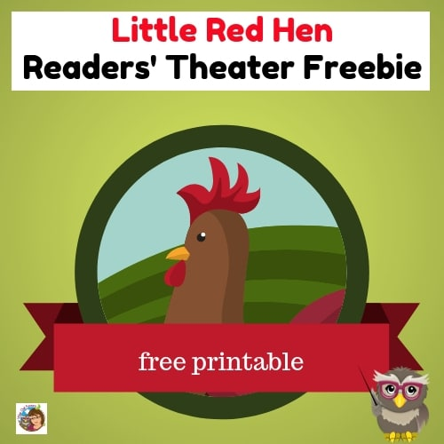 Little-Red-Hen-readers-theater-play-free