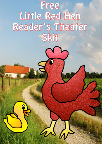 free Little-Red-Hen-readers-theater-play