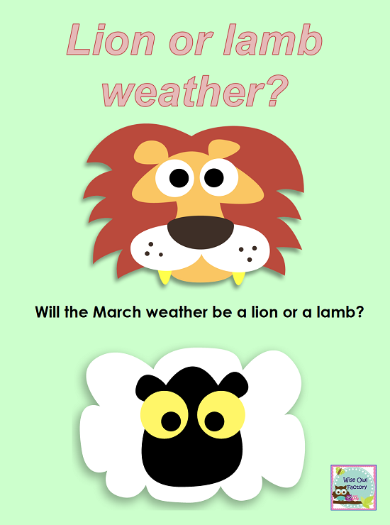 March Calendar Free Pieces and Calendars