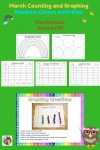 March-graph-and-count-rainbow-activity-free-instant-download