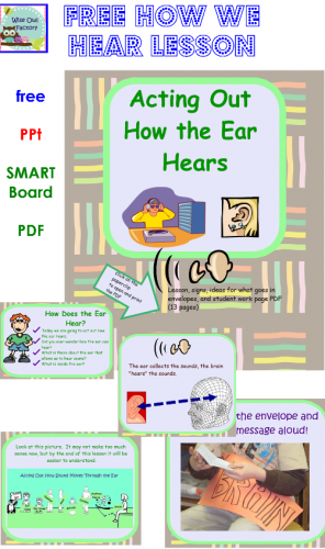 Free How We Hear Presentation