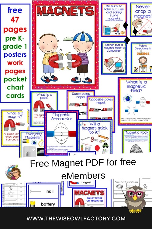 information photo with pictures of pages in the free printable